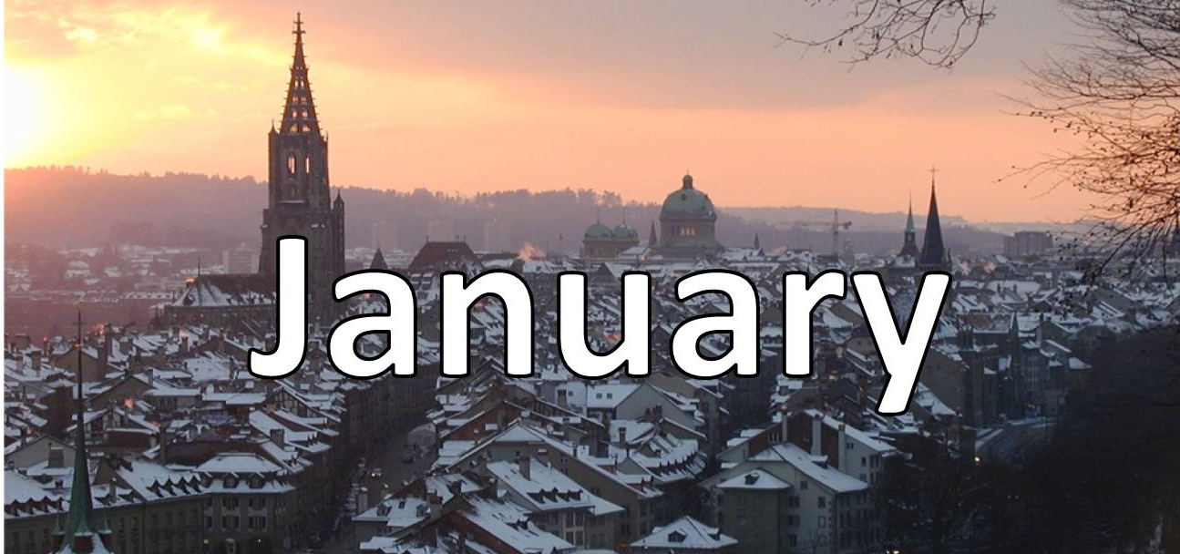 Important days of January