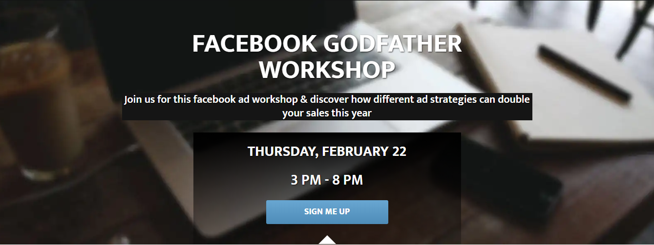 facebook godfather events images