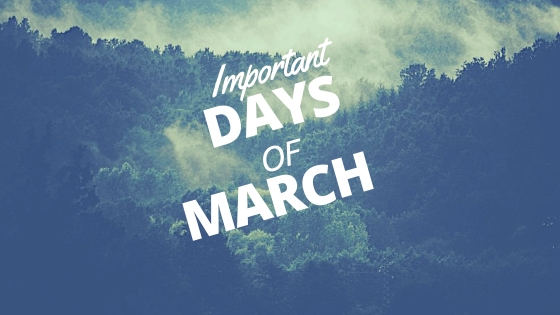 impotent days of march