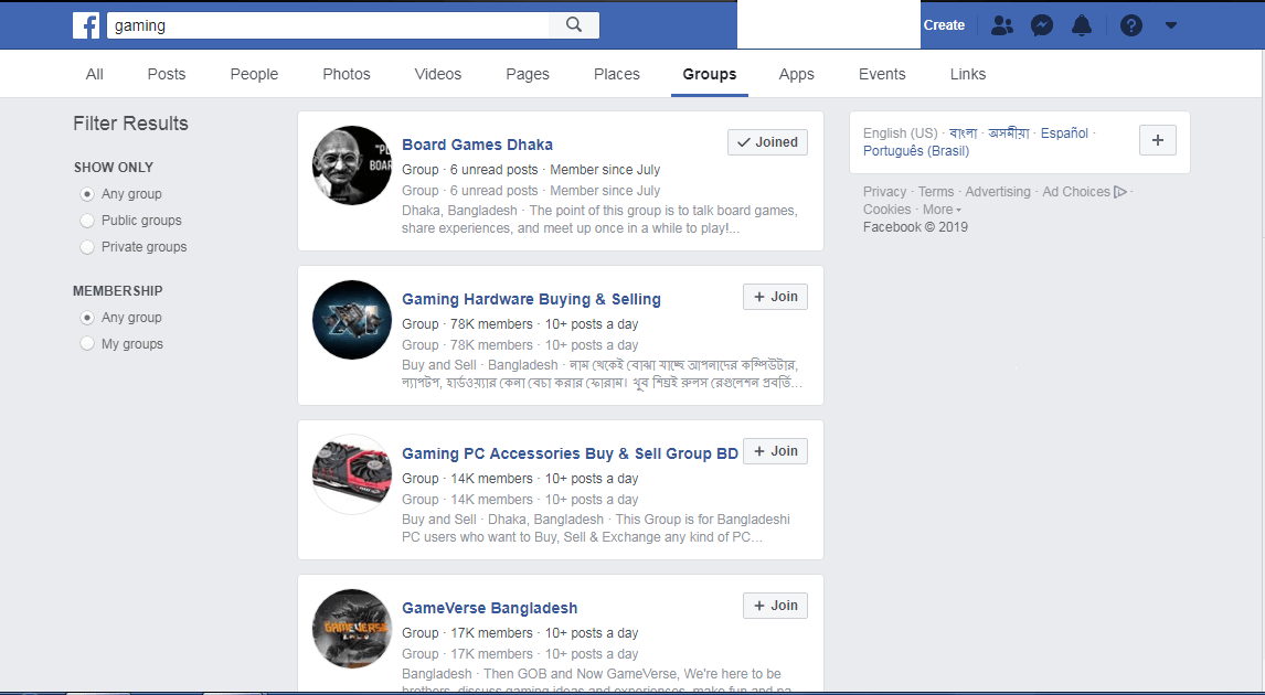 The A – Z Guide of Facebook Graph Search 7