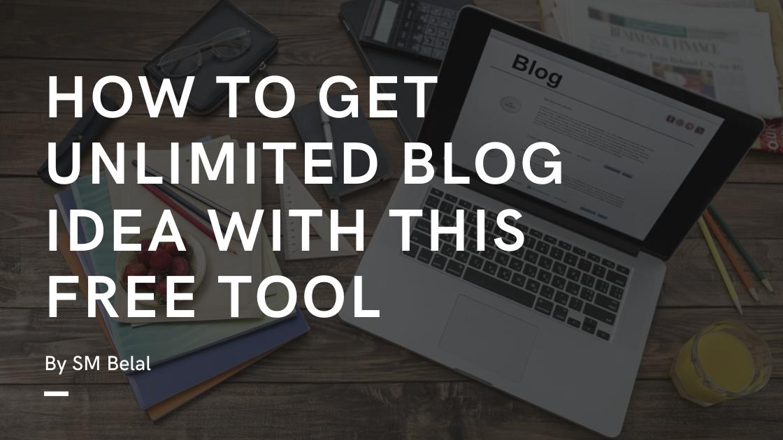 unlimited blog