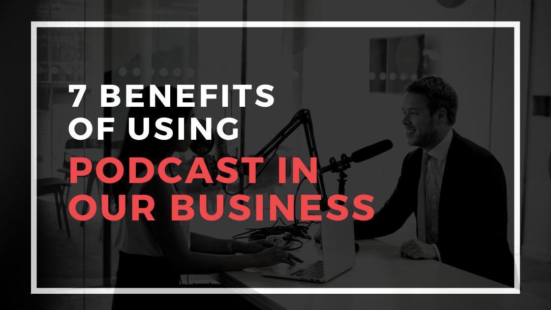 podcast in business