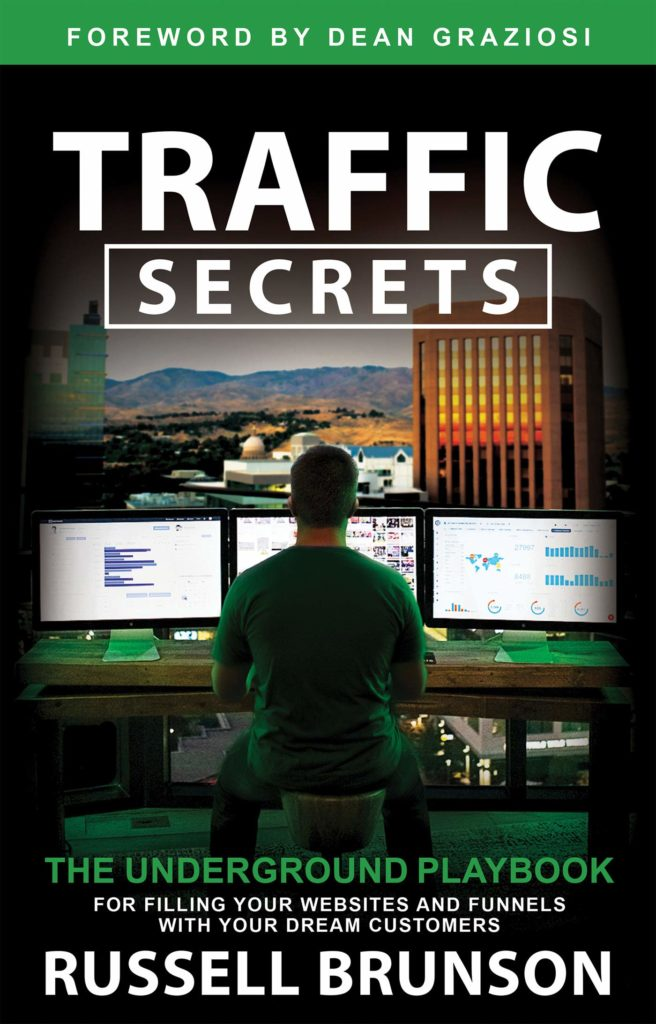 Traffic Secrets – Comprehensive Book On How To Get Traffic To Your Sales Funnel 1