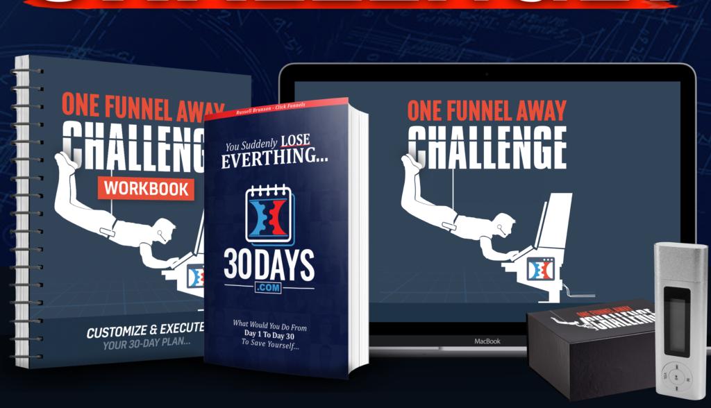 One Funnel Away Challenge (OFA) 2