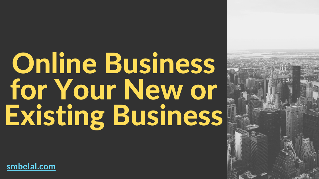 Why you need to establish an online business?